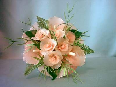 Kunstblumen - Gestecke - Sträuße